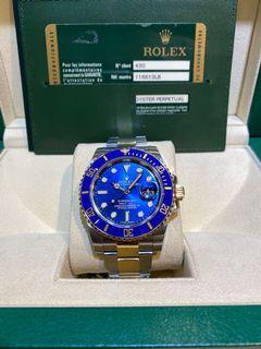 Rolex 116613LB Submariner
