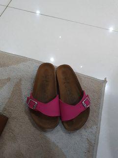 Sendal pink Birkenstock