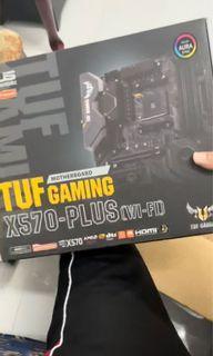 Tuf Gaming X570 Plus (WIFI)