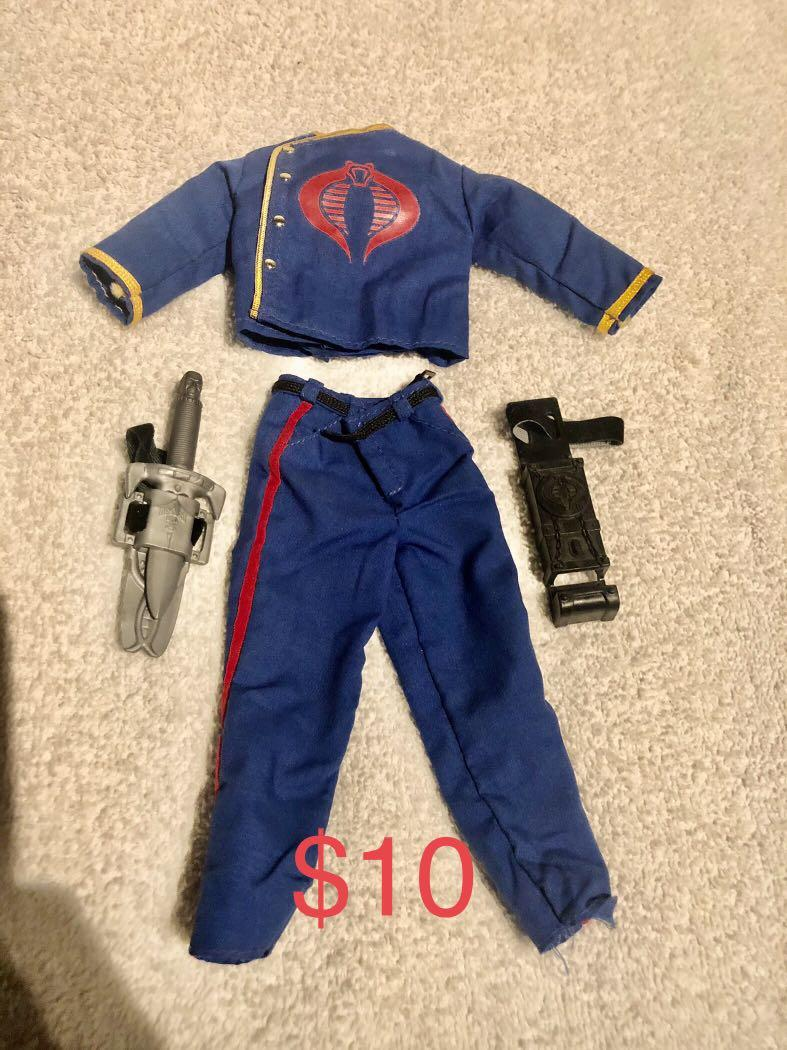 GI Joe Gear & more