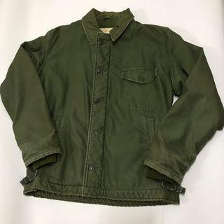 64'y USN A2 Deck Jacket First Pattern 美軍公發初代版