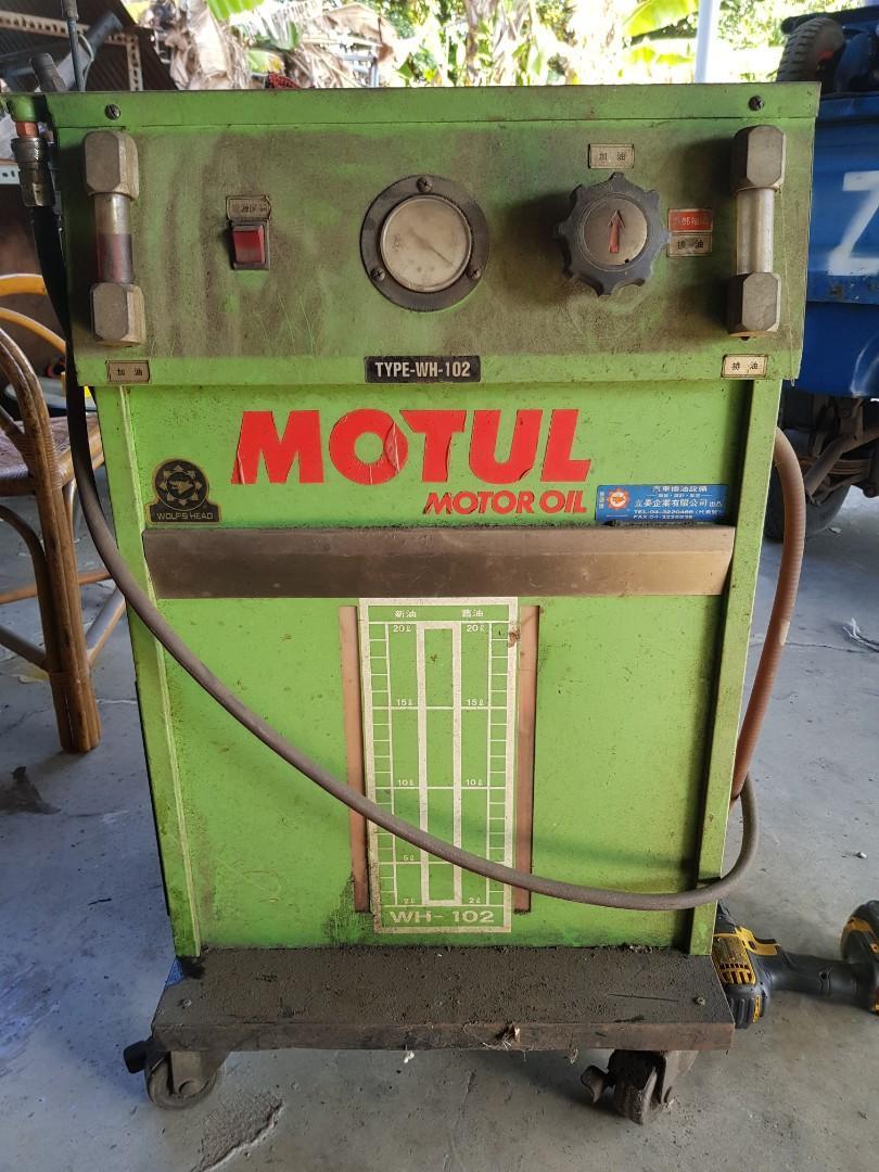 自排變速箱油循環機
