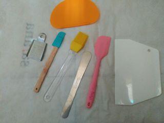烘焙器具七件合售 二手(4/2~3限時優惠)