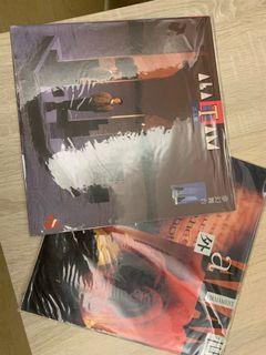 譚詠麟 黑膠 世外桃源 藝海浮台 2 隻 Alan Tam LP