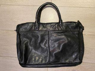 🈹 Japanese Ghevignon Leather Bag