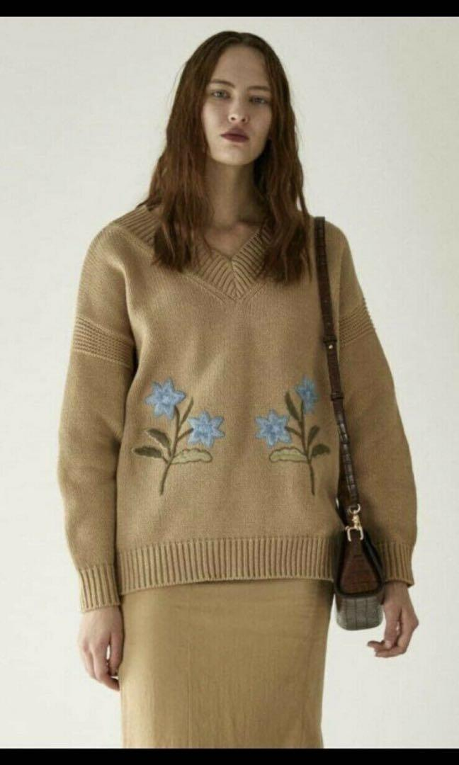 ( New with tag )Moussy sweater