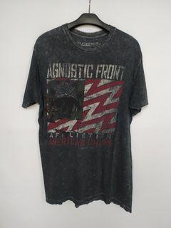 Agnostic Front x Affliction
