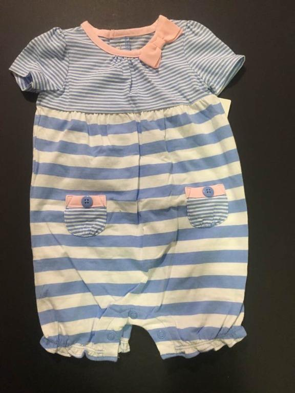 Carter's Baby Cotton Playwear (Size 9 months)