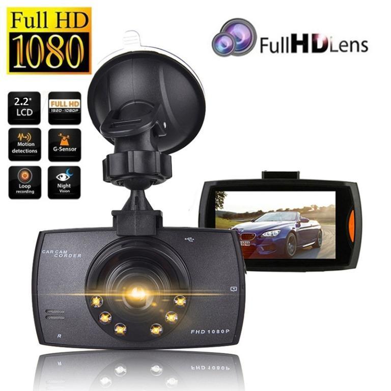 Celiaour 1080P Dash Camera Car – 2 electronics (Limited Stocks)