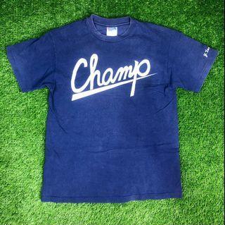 Champ No 13  Y. Jade Tag Hanes Beefy Made in USA 🇺🇸 Tshirt