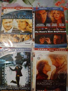 Dvd devils knot, my moms new boyfriend, save the last dance, far from the madding crowd