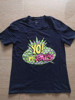 GAP Yo! MTV Raps shirt
