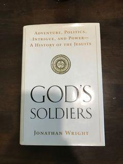 God's Soldiers- Jonathan Wright
