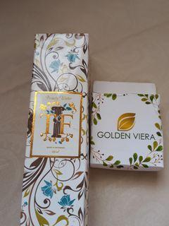 Golden viera sabun dan air kecantikan