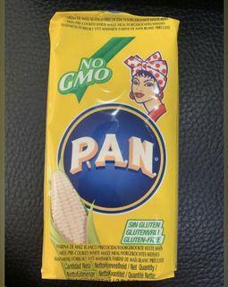 harina pan 粗玉米粉