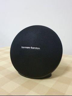 今日下單1200  harman kardon ONYX MINI 藍芽音響喇叭 附完整盒裝