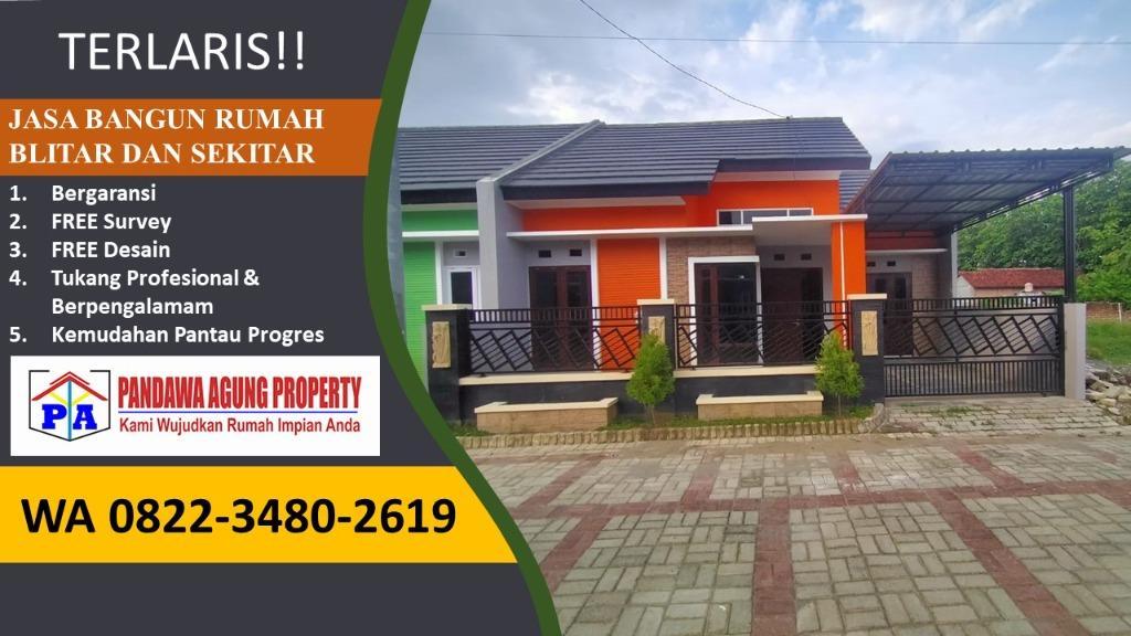 PEMBAYARAN MUDAH | 0822-3480-2619 | Jasa Bangun Rumah Terbaik di Blitar, PANDAWA AGUNG PROPERTY