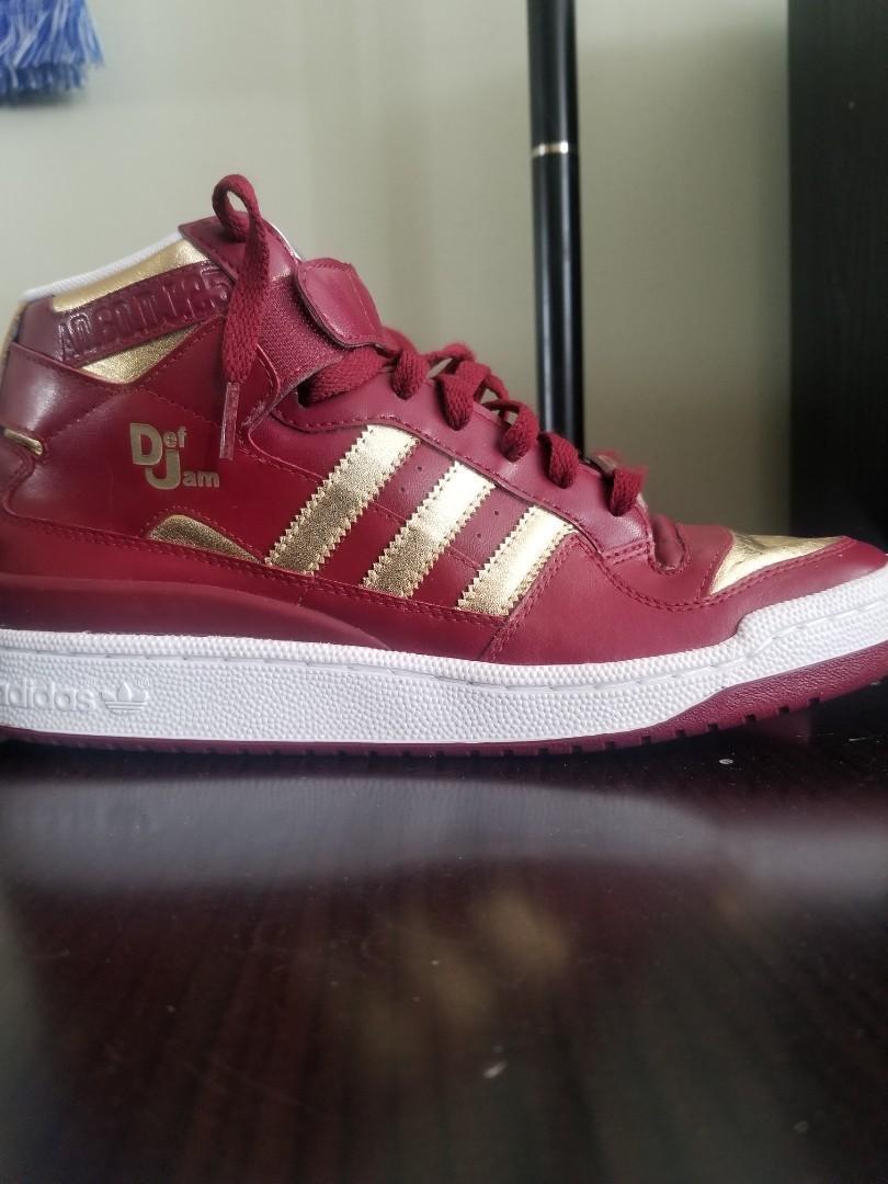 *Rare* Adidas x Def Jam Forum Mid 25th Anniversary