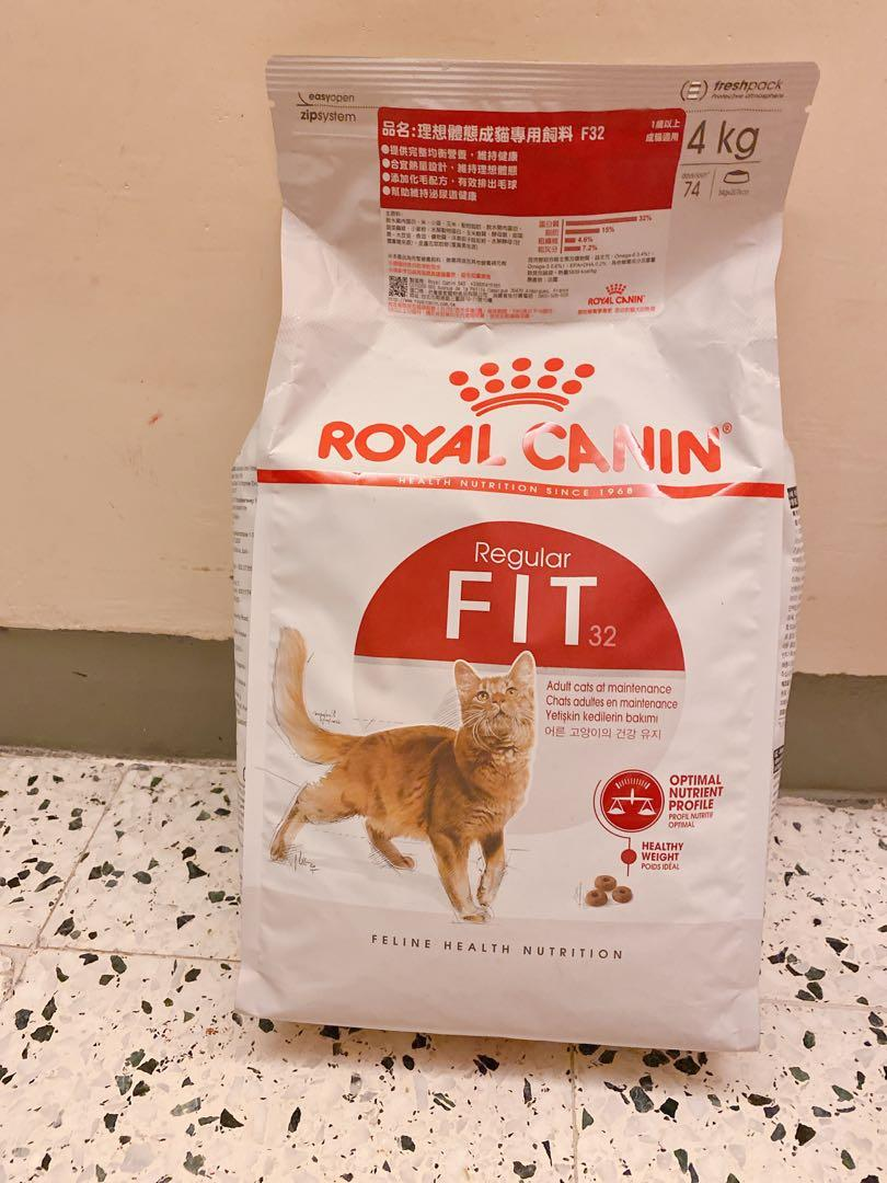 Royal Canin 皇家貓糧 Regular Fit 32 4KG