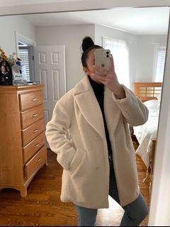 *PRICE DROP*Sherpa Style Coat