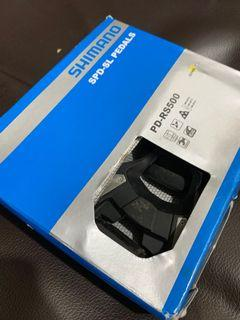 Shimano RS 500 Clipless Pedals