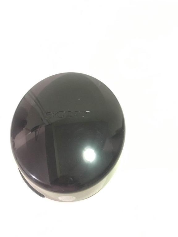 Sony Hard Travel Earbuds Case  Black