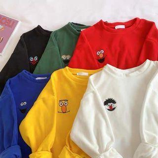 Sweater Elmo FREE ONGKIR