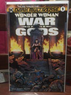 Tales from the Dark Multiverse: War of the Gods