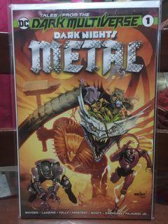 Tales from the Dark Multiverse: Dark Nights: Metal