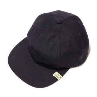 VISVIM excelsior cap (M/L) 海軍藍 帽子 棒球帽