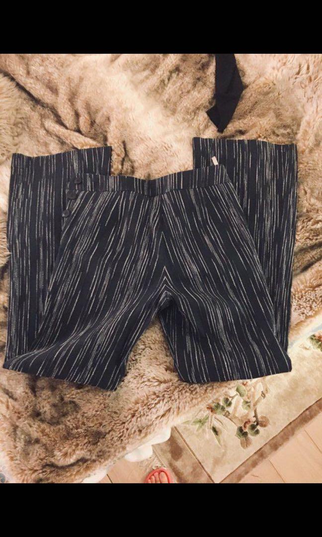 Women's high waisted dress pants