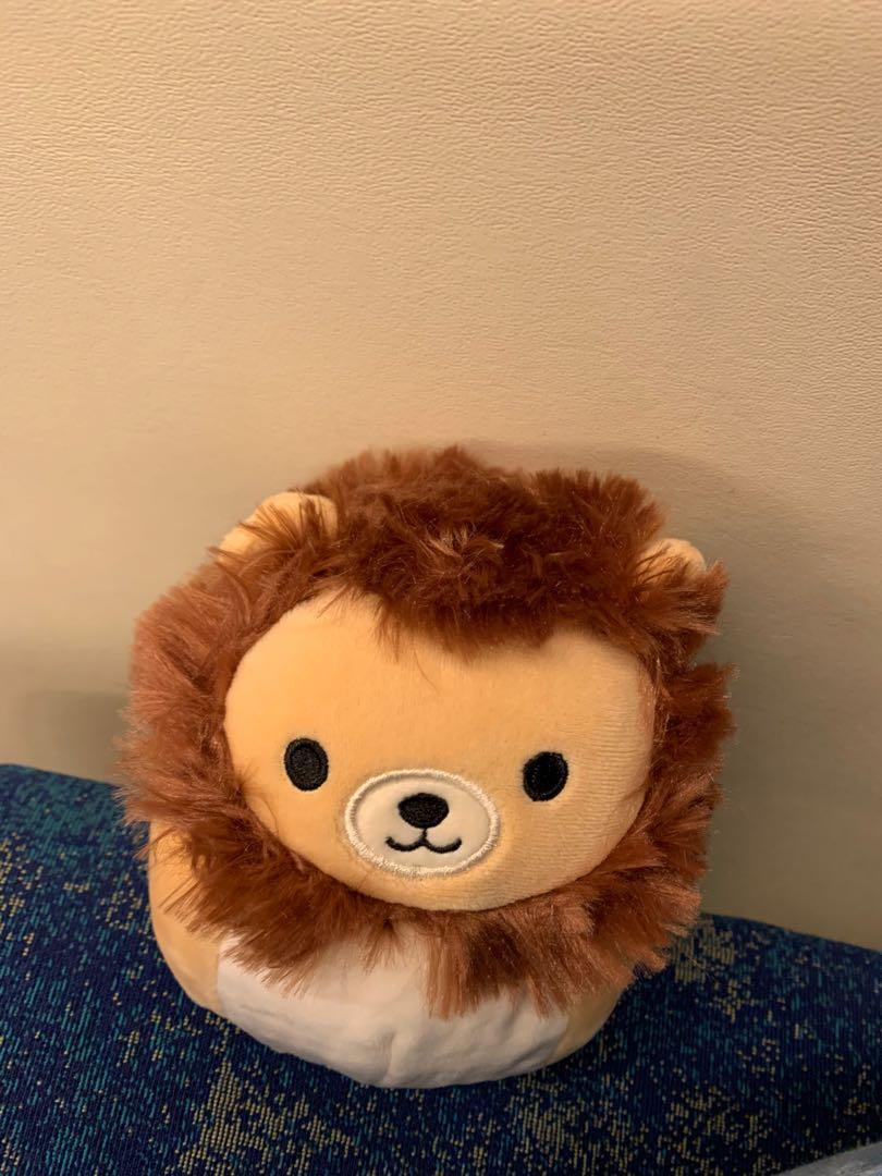 5 inch lion squishmallow