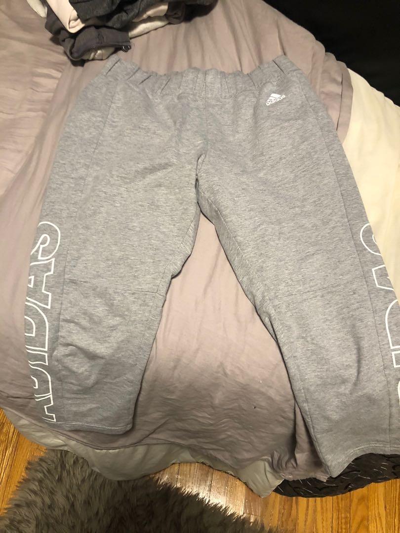 Adidas Capri track pants S/M