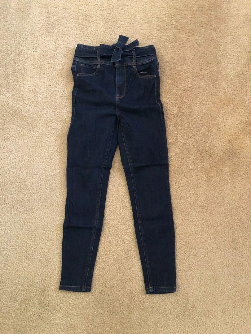 Barely Worn Dynamite Jeans Size 26