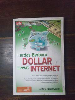 #bersihmaret buku cerdas berburu dollar lewat internet
