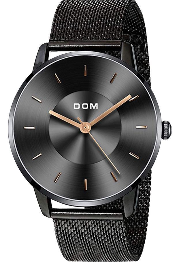 Brand new Men's Fashion Minimalist Watches Ultra-Thin Analog Quartz Wrist Watch for Men