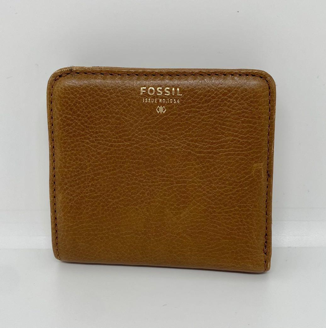 Fossil Logan Small RFID Bifold Wallet