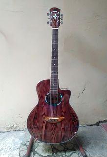 Gitar Akustik Yamaha APX Plus Tas