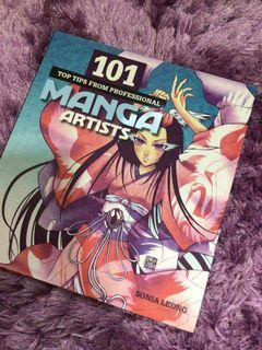How to draw manga book by sonia Leong