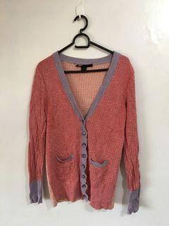 Marc Jacobs Knitted Cardigan Cover Up
