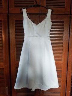 Minimalist style dress
