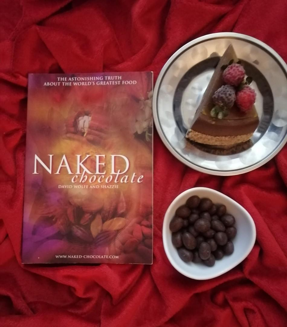 Naked Chocolate Book