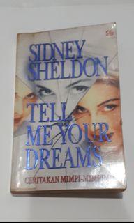 Novel Sidney Sheldon Ceritakan Mimpi Mimpimu