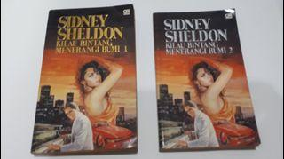 Novel Sidney Sheldon Kilau Bintang Menerangi Bumi 1 & 2
