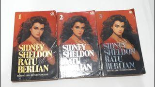 Novel Sidney Sheldon Ratu Berlian 1,2&3