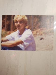 Seventeen Seungkwan AI1 album postcard photocard original