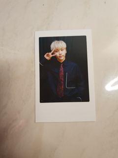 Seventeen Seungkwan  Diamond Edge photocard original