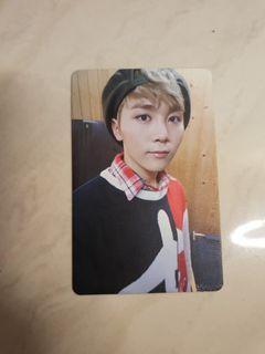 Seventeen Seungkwan Going Seventeen Make it Happen version Photocard Original