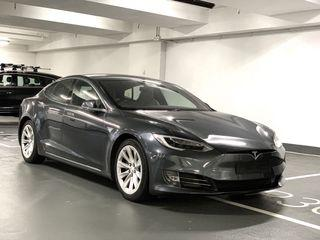 Tesla Model S 70D Model S 70D Auto