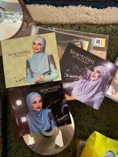 3 poskad Siti Nurhaliza Simetri Siti